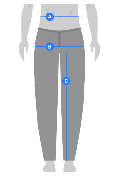 Mens Measuring Guide