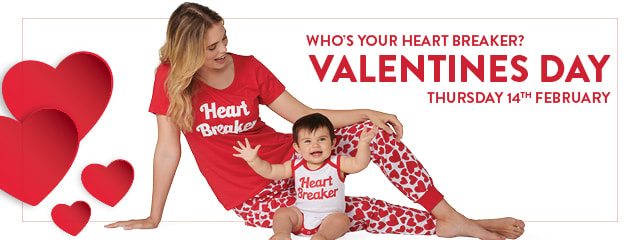 MATCH WITH YOUR MINI-ME THIS VALENTINE'S DAY