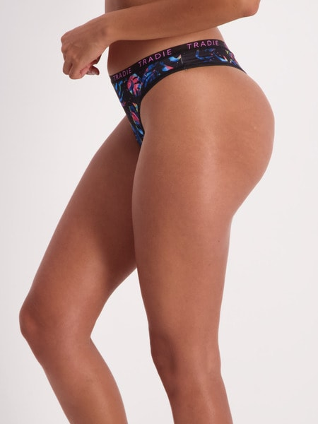 G-String 2Pk Tradie Womens