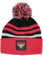 Bombers AFL Toddler Beanie