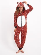 Womens Sleep Character Onesie