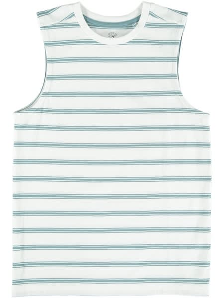 Youth Boys Organic Stripe Muscle