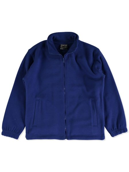 Kids Polar Fleece School Jacket