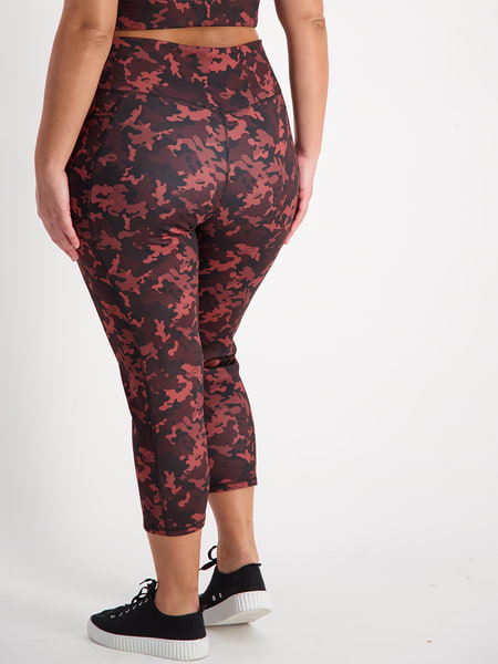 Womens Plus Sculpting Active Elite Leggings
