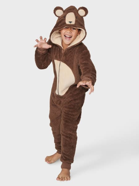 Boys 7-16 Novelty Onesie