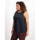 Womens Plus Active Curve Hem Tank