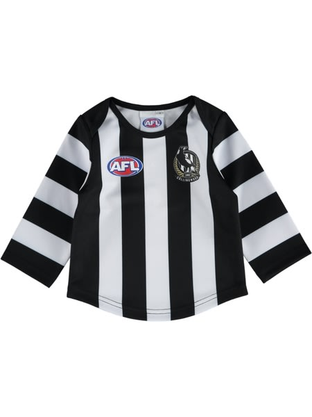 Magpies AFL Toddler Guernsey
