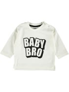 Baby Long Sleeve Print Tee