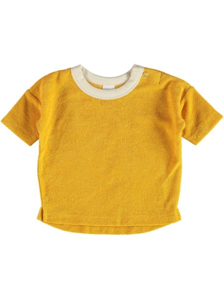 Baby Cotton Terry Towelling Top