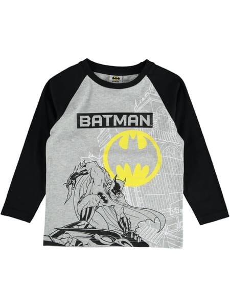 Toddler Boys Batman T-Shirt