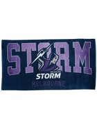 Storm NRL Adult Beach Towel