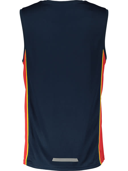 Crows AFL Mens Mesh Muscle Top