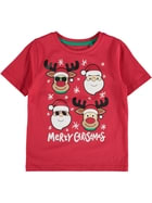 Toddler Boys Christmas T-Shirt
