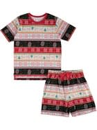 Boys Cotton Christmas Pj