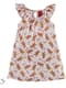 Toddler Girls Satin Christmas Nightie