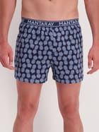 Mens Knitted Boxer
