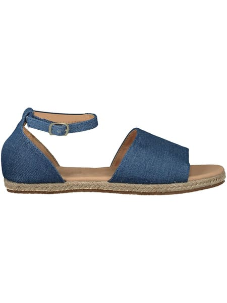 Girls Cutwork Espadrille Sandal