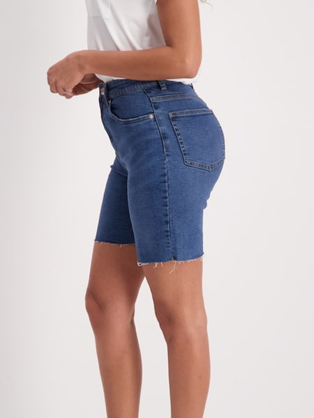 Womens Bermuda Denim Short