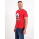 Mens Short Sleeve Christmas Tshirt