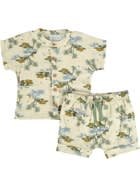 Baby Resort Shirt And Shorts Set
