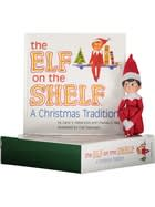 Elf On The Shelf Book And Plush Toy Gift Set