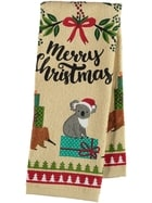 Xmas Terry Tea Towel