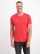 Mens Short Sleeve Printed T Shirt