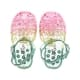 Toddler Girls Rainbow Jelly Shoe