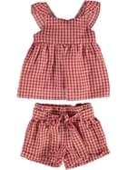 Toddler Girls Woven Set