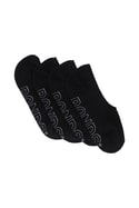 Sneaker Socks 4Pk Bonds Logo Light