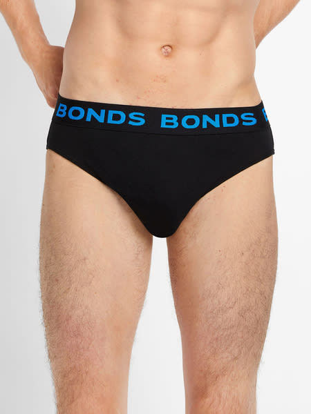 Mens Bonds 5Pk Brief