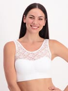 Lace Front Seamfree Crop