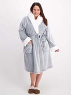 Womens Hooded Gown