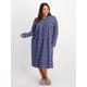Womens Traditional Collared Nightie