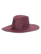 Kids Wide Brim School Hat