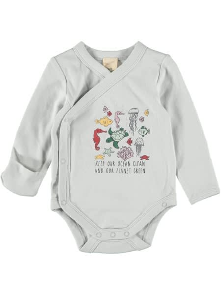 Baby Organic Cotton Bodysuit