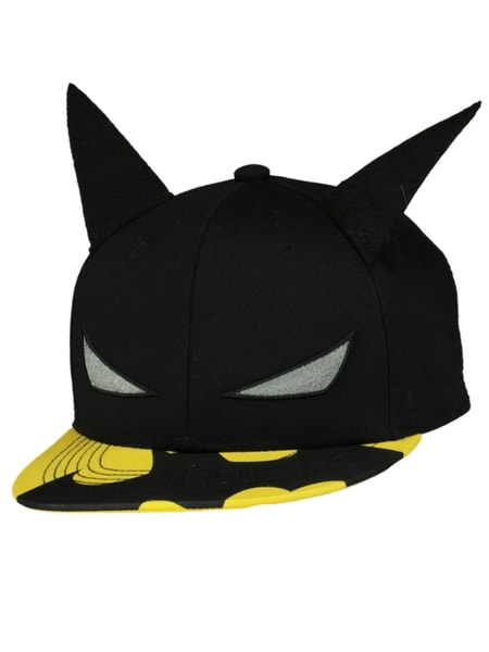 Toddler Boy Bat Man Cap