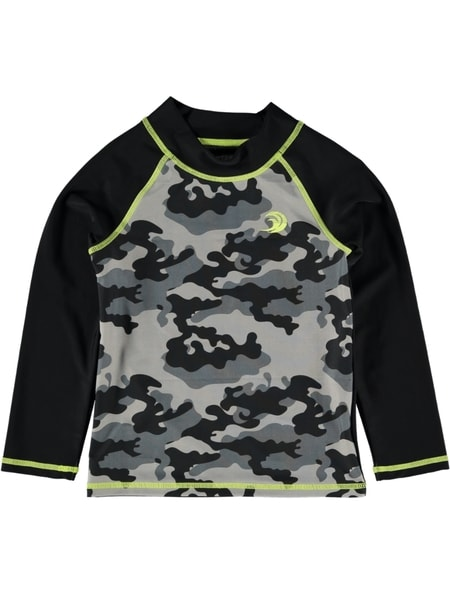 Toddler Boys Long Sleeve Rash Vest