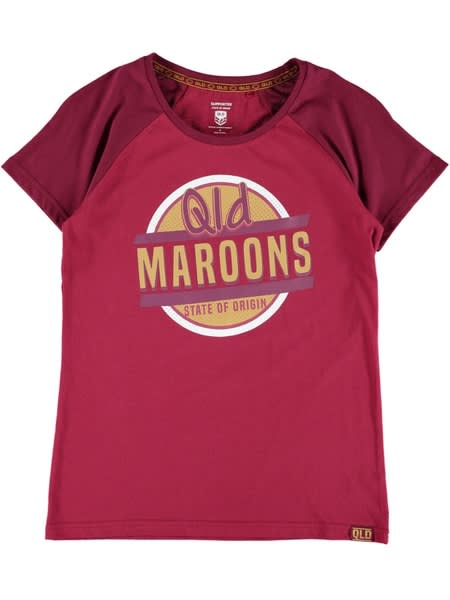 Queensland State of Origin Women T-Shirt