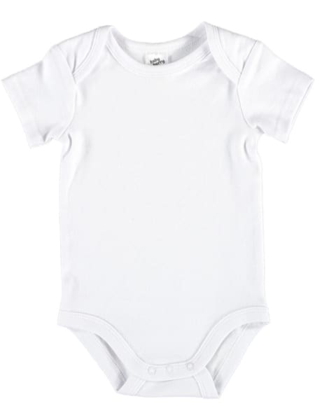 New-Baby-Berry-Baby-3-Pack-Short-Sleeve-Bodysuits-By-Best-amp-Less thumbnail 8