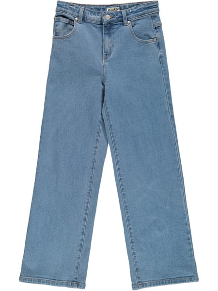 Girls Wide Leg Jean