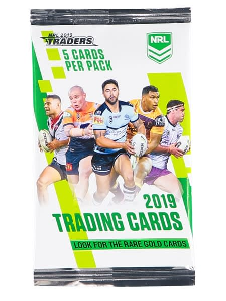 NRL Footy Cards