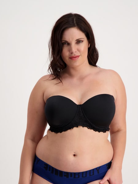 Full Figure Convertible Bra
