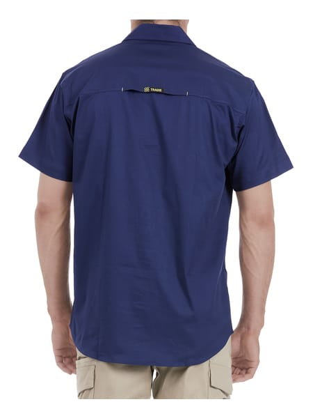 Tradie Premium Short Sleeve Work Wear Shirt