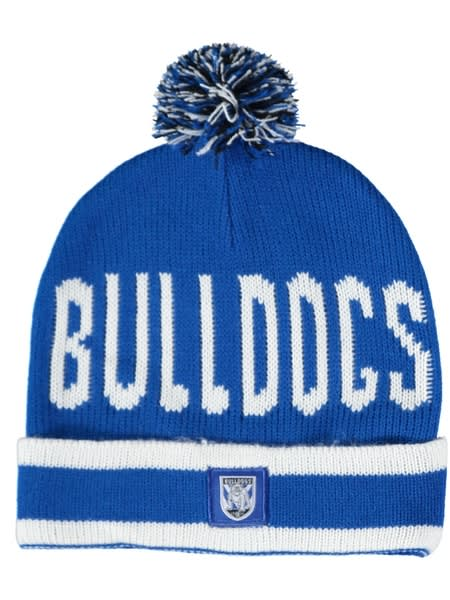 Bulldogs NRL Toddler Beanie