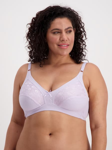 Full Figure Wirefree Bra