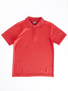Kids Mesh School Polo