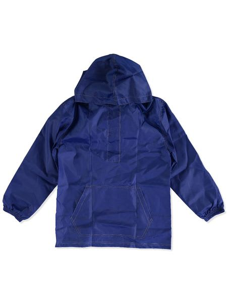 Kids Pull Over School Spray Jacket