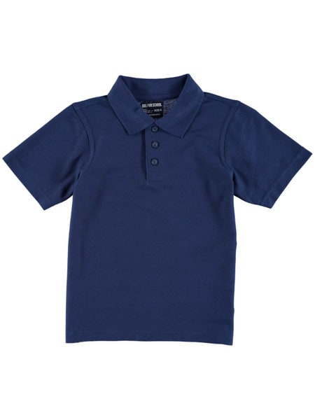 Kids School Polo