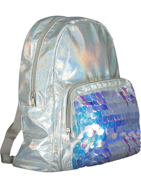 Girls Sequin Back Pack